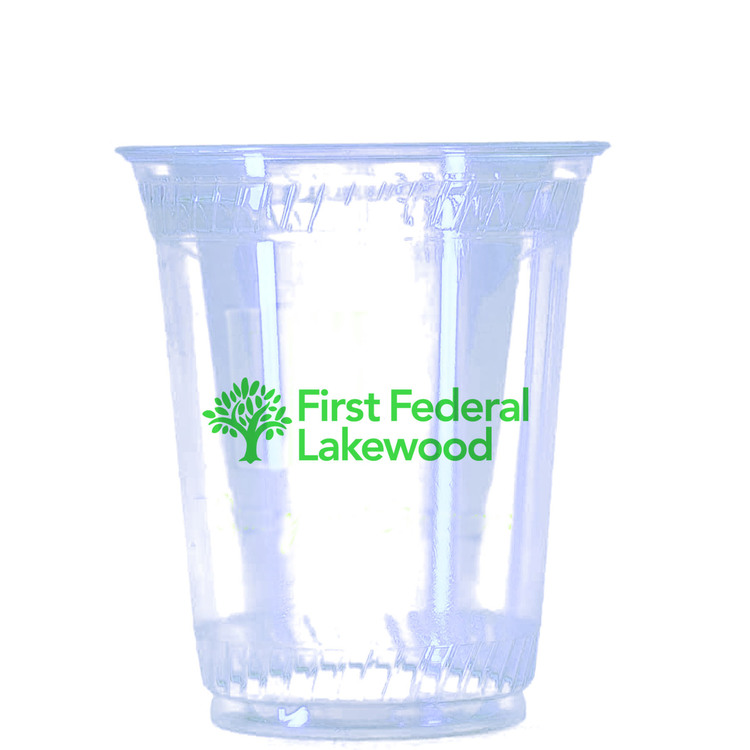 Soft Sided Cups-16 oz. Clear