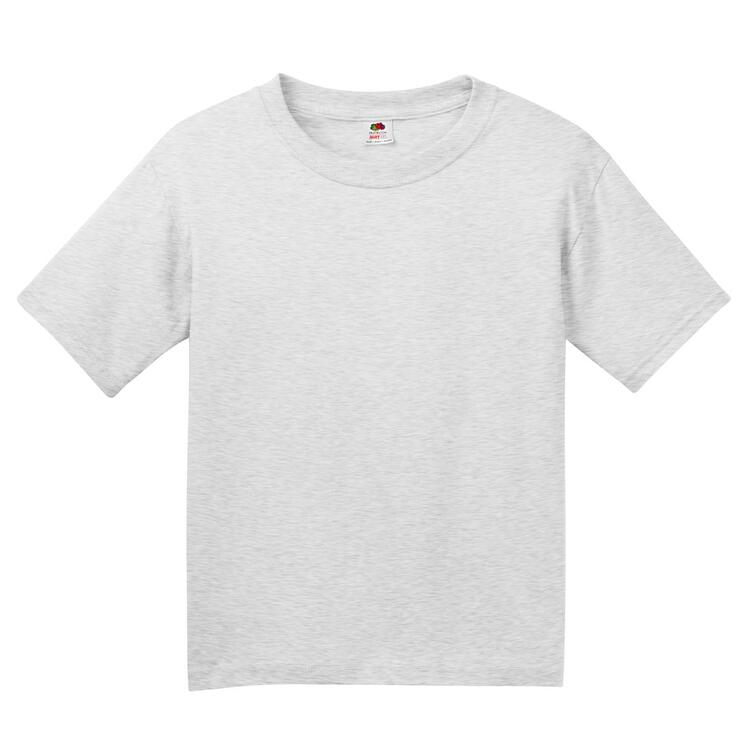Fruit of the Loom Youth Heavy Cotton HD 100% Cotton T-Shirt.