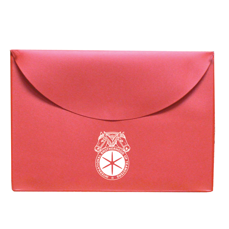 Vinyl Envelope with Rounded Flap (Made in USA)12-1/2