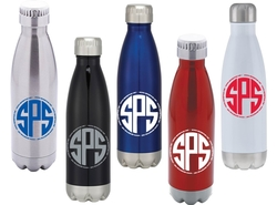 16 oz Stainless Steel Vacuum Water Bottles