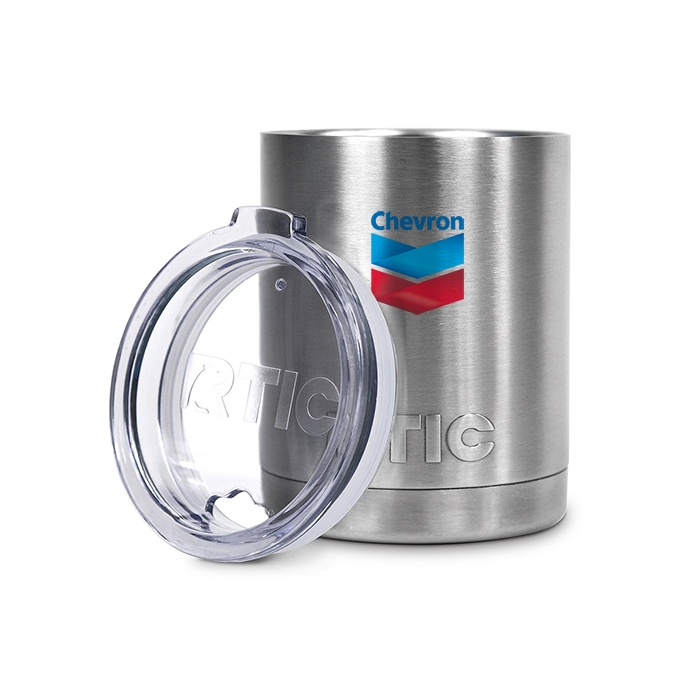 RTIC Lowball 10oz Tumbler - Stainless Steel