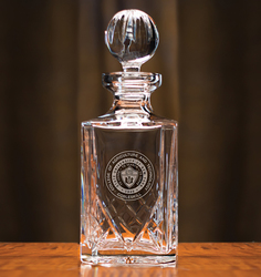 Director's Whiskey Decanter (28 Oz.)