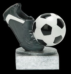Soccer Color Tek Figure Award