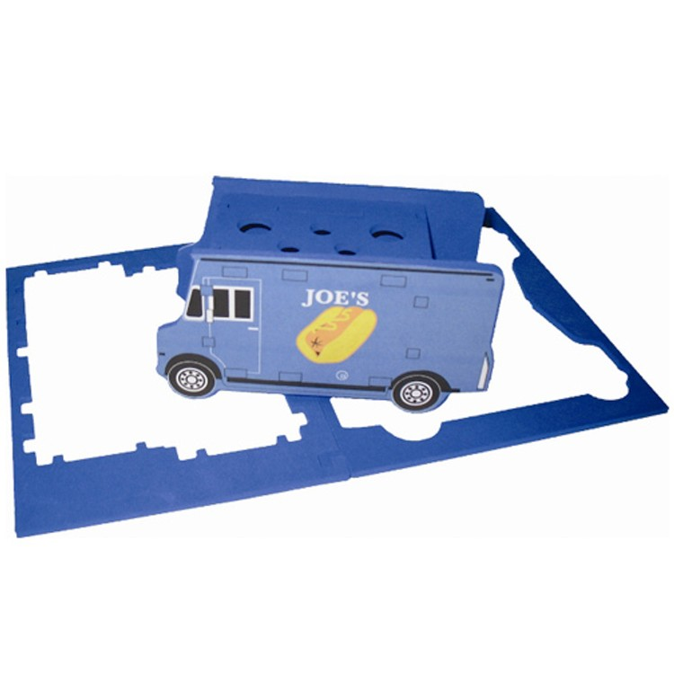 Truck Shaped Desk Organizer Puzzle