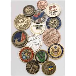 Challenge Coin - Die Cast