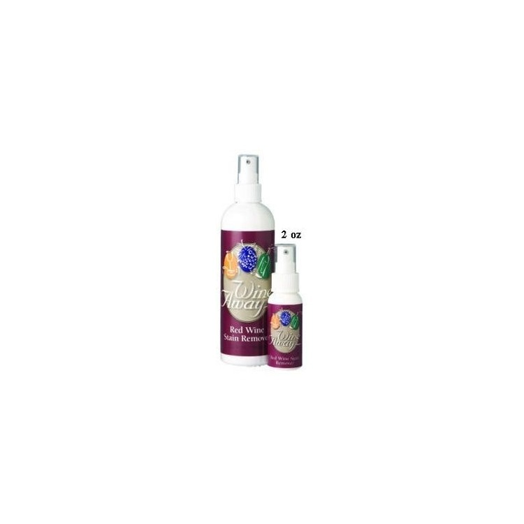 2 Oz Spray Bottle Wine Away Red Wine Stain Remover 7680 Universal Advertising