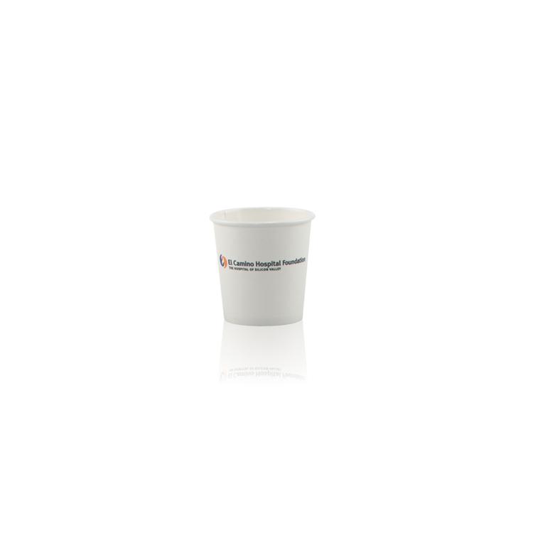4 oz Paper Cup - White - Hi-Speed