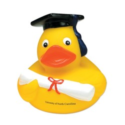 Graduate Rubber Duck