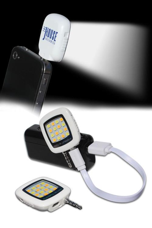 LED Photo Selfie Fill In Light - LED Photo Selfie Fill In Light. Great to use with a selfie stick