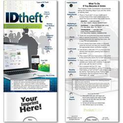 Pocket Slider - ID Theft: Preventing and Protecting