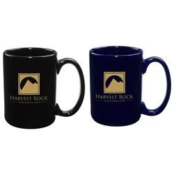 15 oz.Ceramic El Grande Coffee Mug