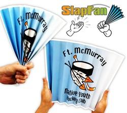 SlapFan™ - 16.25 x11 - 14 pt. Paper