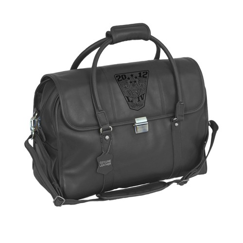 Multi Pocket Computer/Attache - Sondrio Top Grain Leather