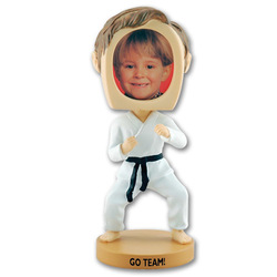 Martial Arts Bobblehead
