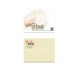 Bic Sticky Note 4 x 3 Notepad - 25 Sheet Pad