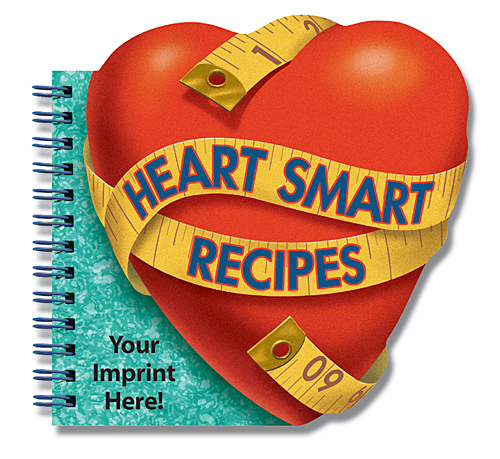 Cookbook - Heart Smart Recipes (5.5x5.4375)