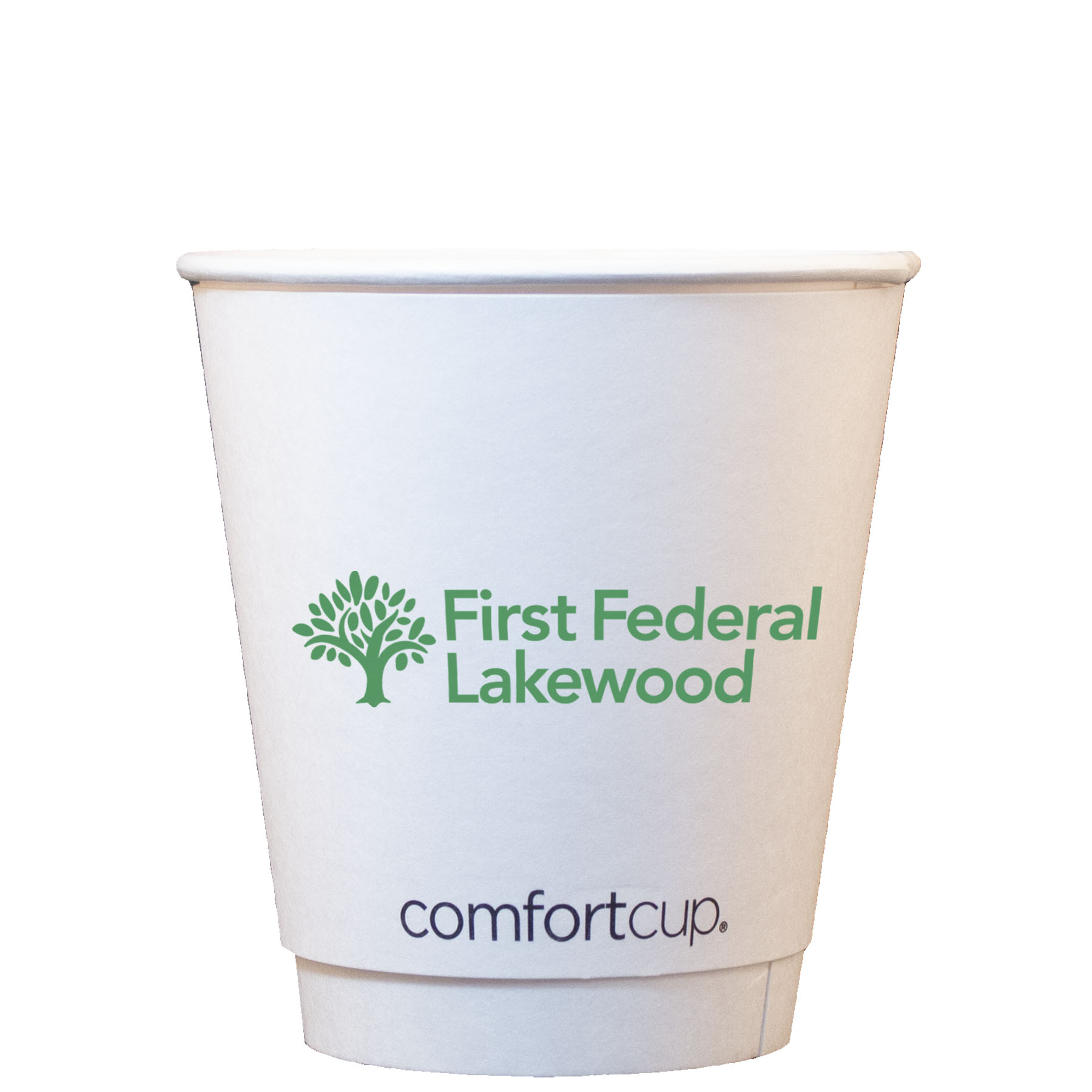 Insulated Paper Cups (Hot or Cold)-12 oz.