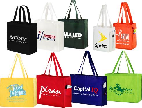 Non Woven Polypropylene Canvas Tote Bags