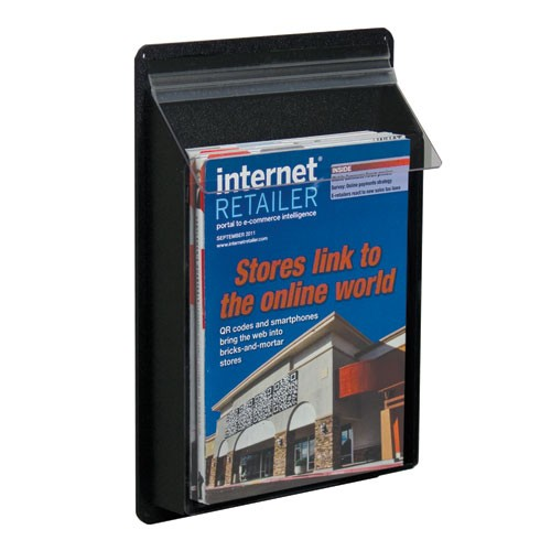 1 Pocket Exterior Pamphlet Dispenser