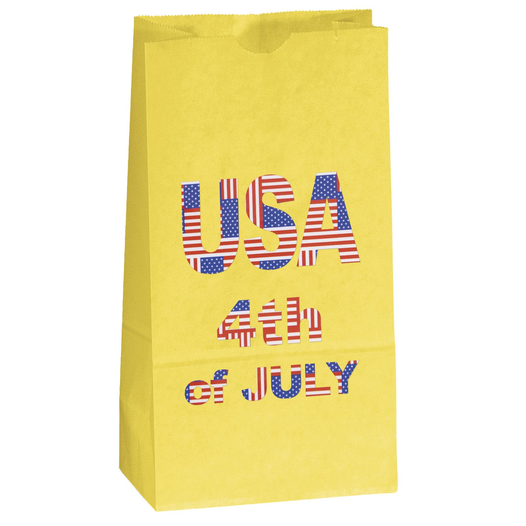 Popcorn Bag - Colored Bag (Brilliance- Special Finish)