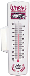 Weather-Guard Thermometer (w/mounting bracket)