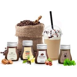 Iced Caffeinated Coffee Infuser