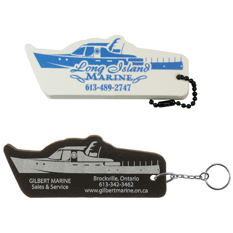 Boat Key Tag
