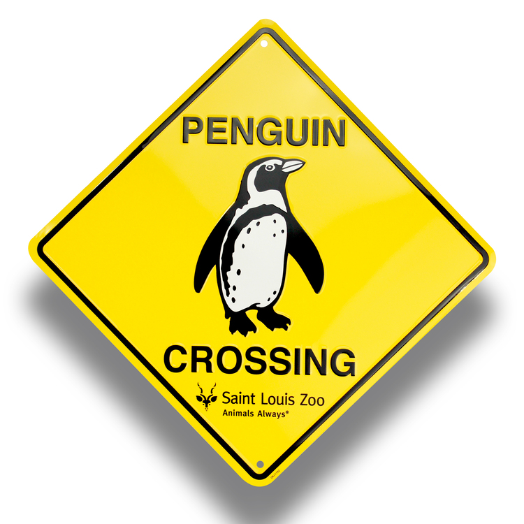 Crossing Signs (Embossed)