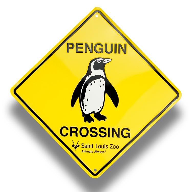 Crossing Signs (Embossed)