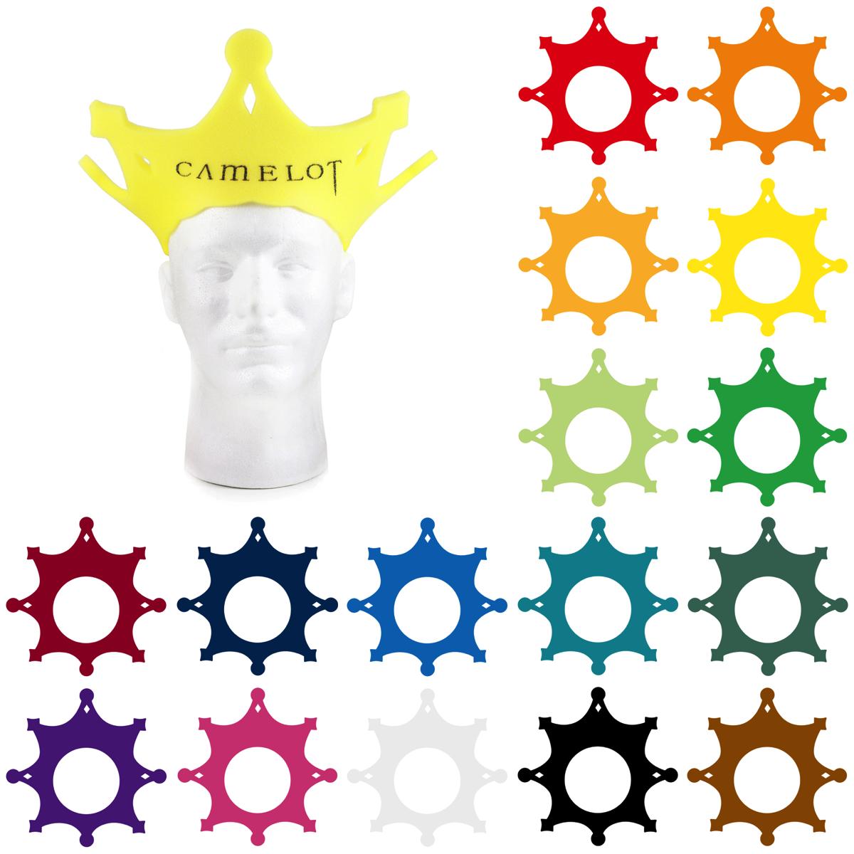 Foam King Crown