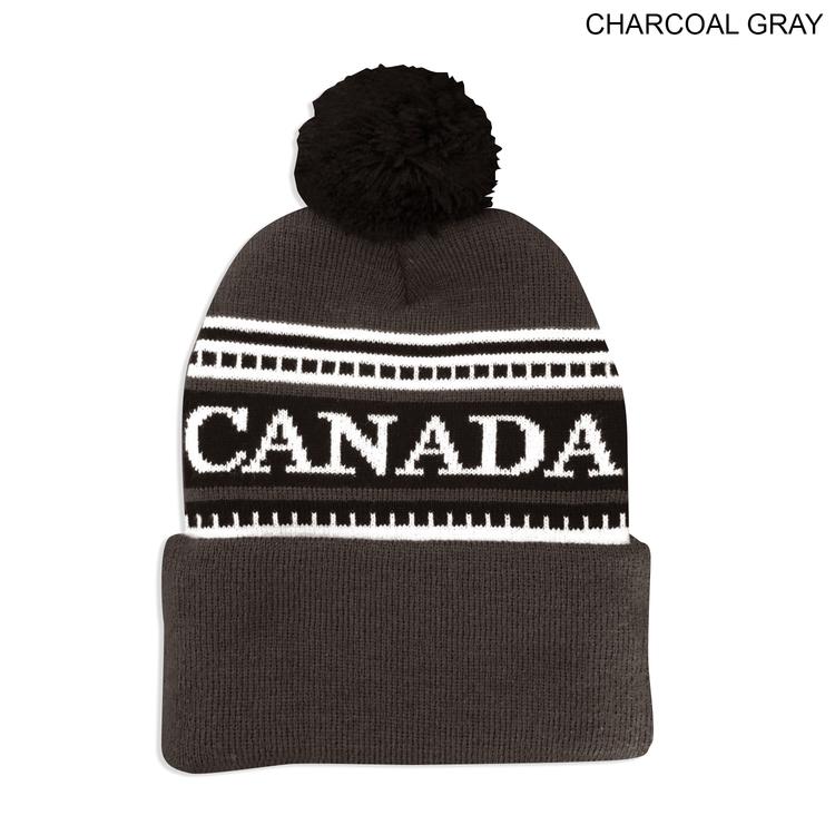 509f4a9ec7f Canada Pom Pom Beanie