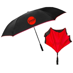Inversa Inverted Umbrella — Auto-Open, Reverse Closing