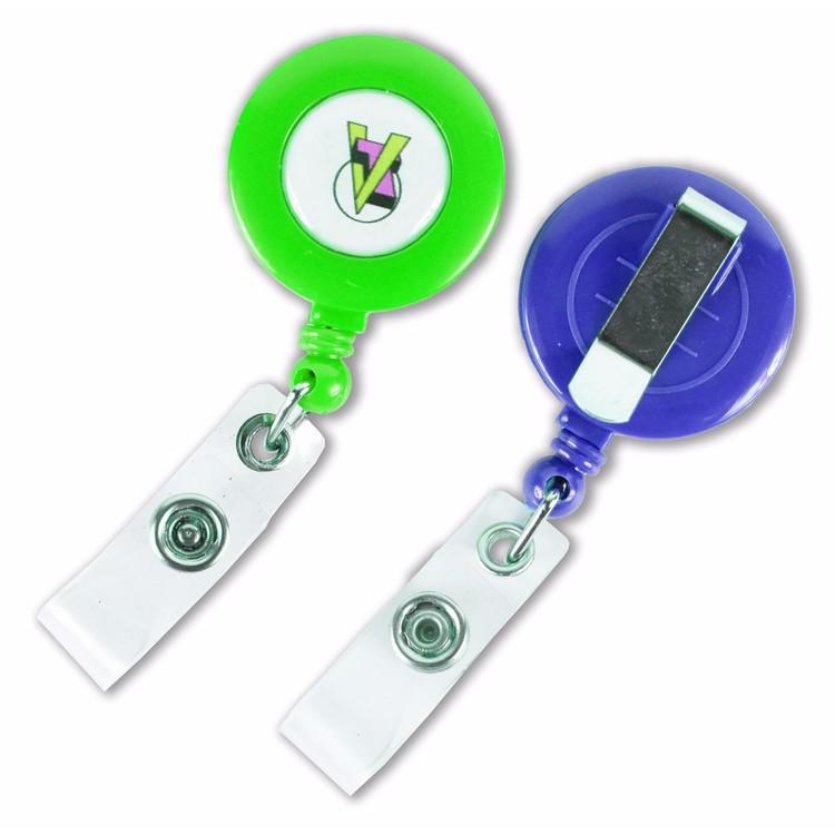 Retractable Badge Reel Holder