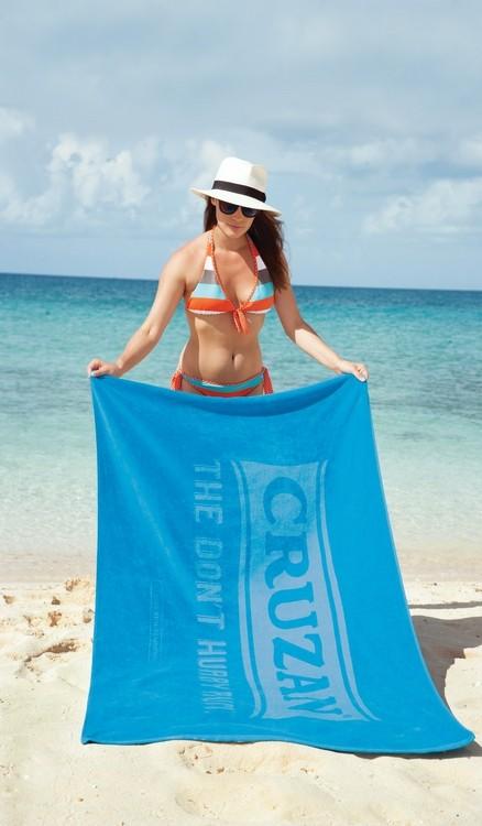 Turkish Signature Heavyweight Beach Towel - Beach Towel