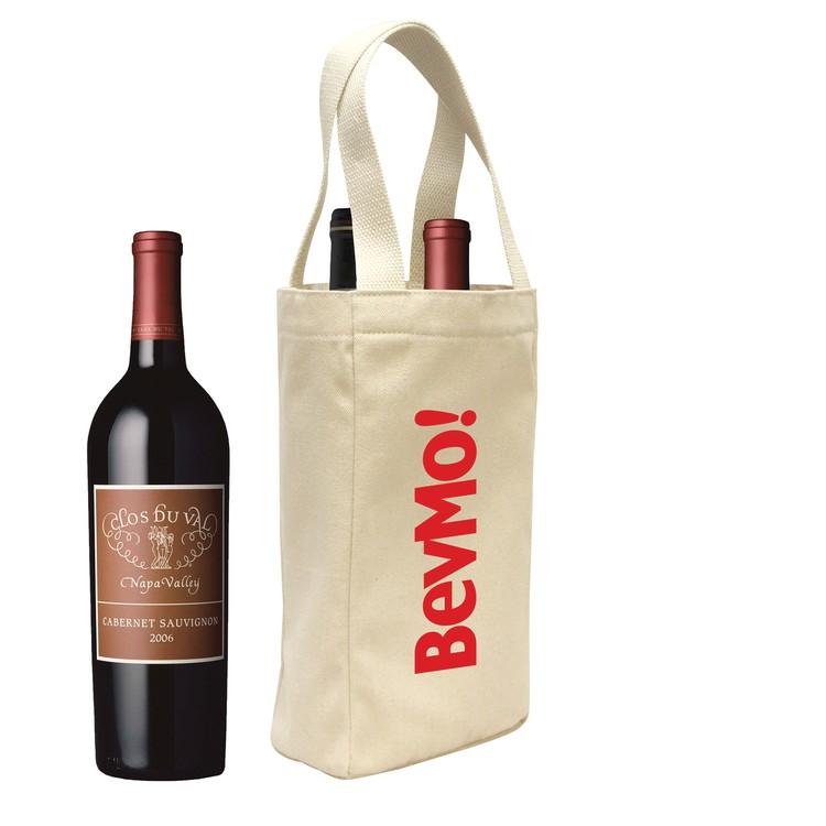 Brand Gear™ Chateau Vineyard Wine Tote