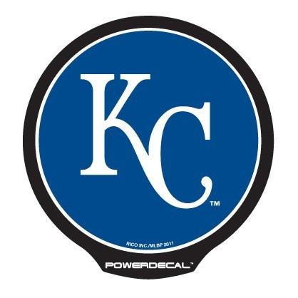 Kansas City Royals POWERDECAL