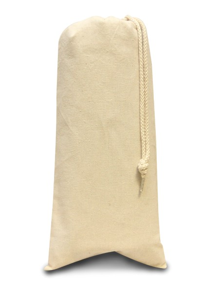 Irwin Drawstring Wine Tote - Eco Friendly