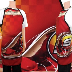 100% Polyester Dye-Sublimated Apron
