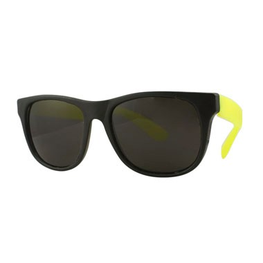 Ray Cali - Promotional Sunglasses (Assorted temples - Black Frame)