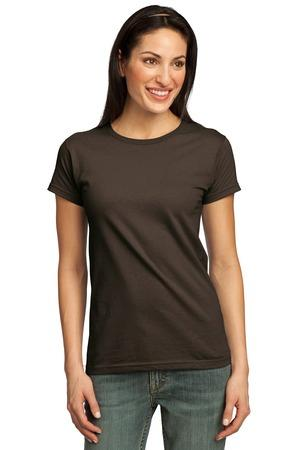 CLOSEOUT Port & Company - Ladies Organic Cotton T-Shirt.