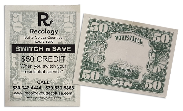 Trick Custom Money - MM-2502
