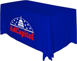 Draped 6 ft. Table Throw - 6'x30 Table