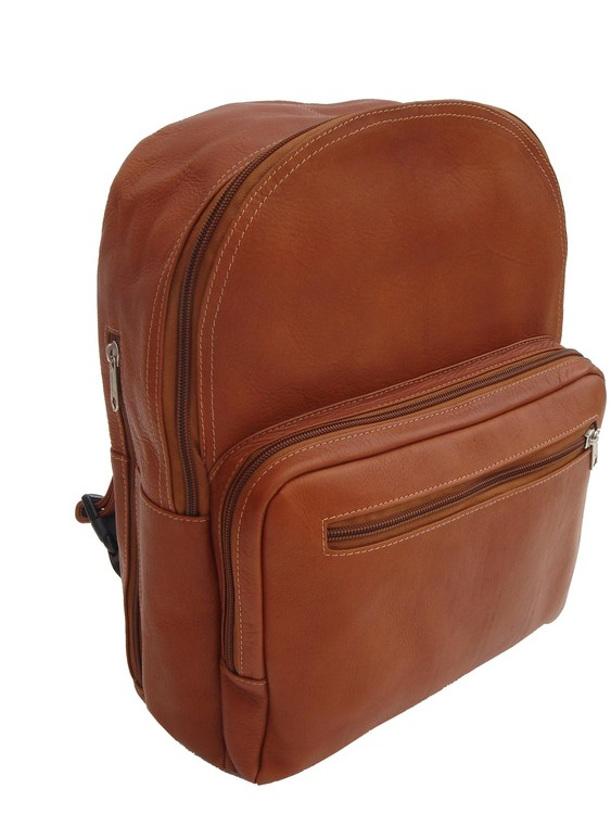 TRADITIONAL LEATHER BACKPACK
