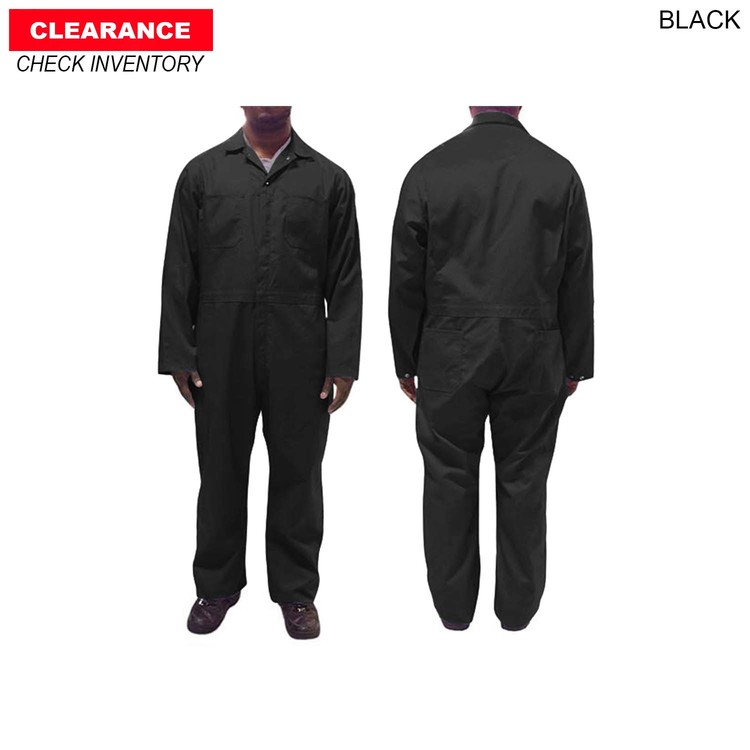 Cotton Coverall, Blank