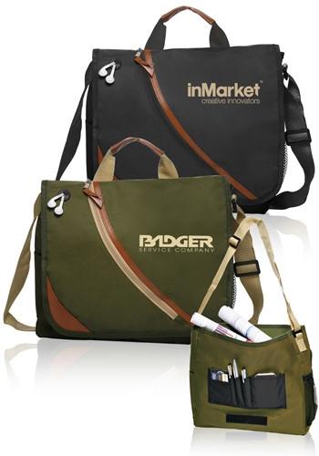 Executive Messenger Bags - 14 W x 12 H