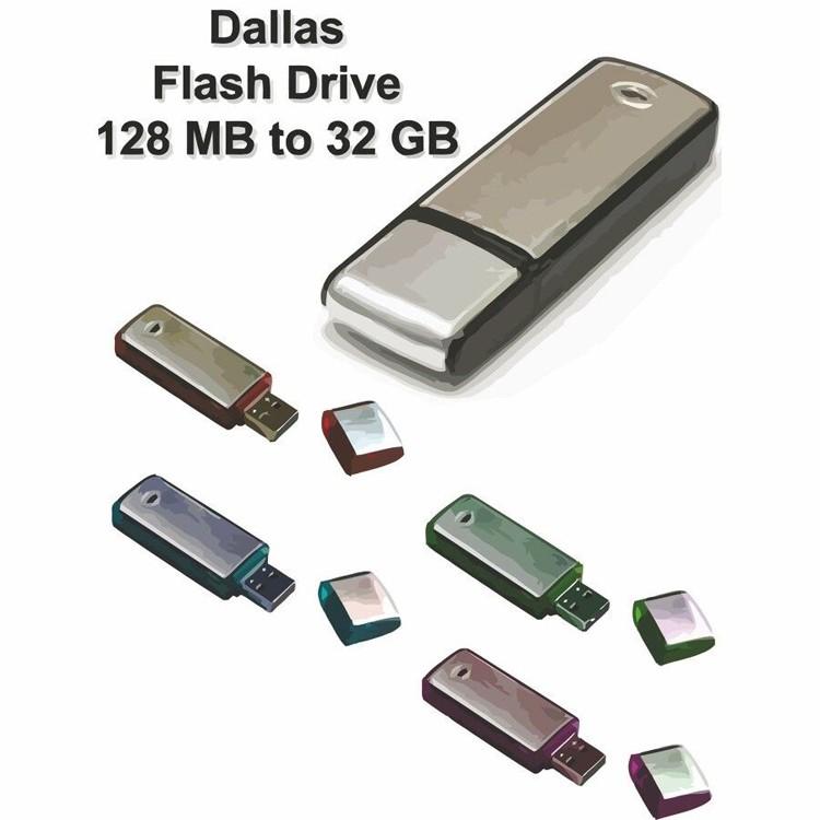 Dallas Flash Drive - 1 GB Memory - Dallas Flash Drive - 1 GB Memory