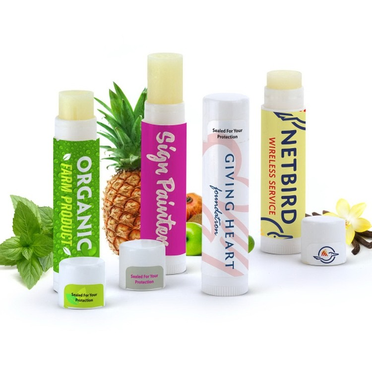 Natural Beeswax Value Lip Balm