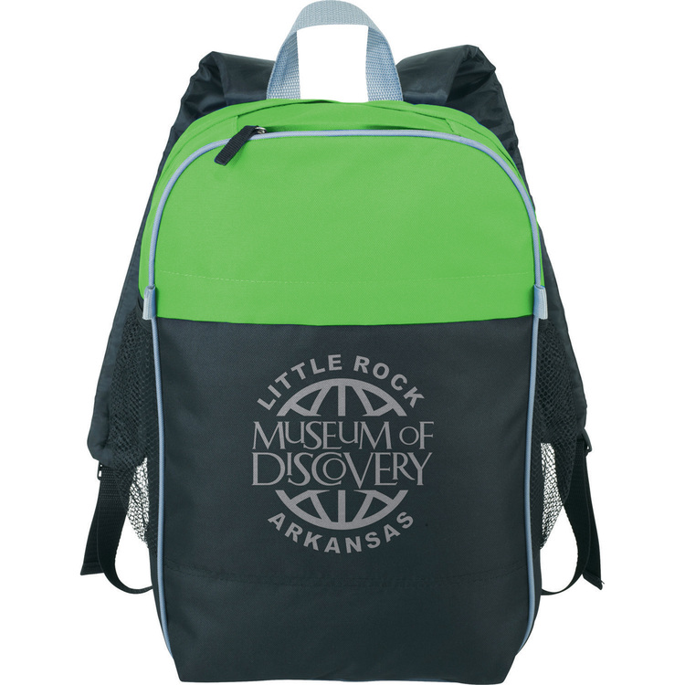 The Popin Top Color Compu-Backpack\'