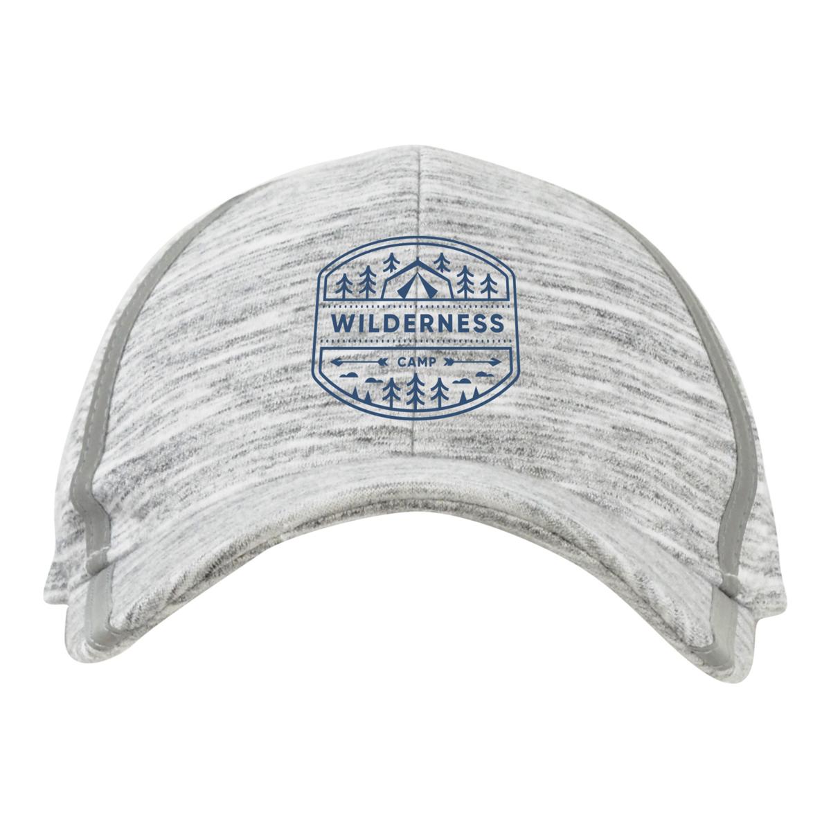 REFLECTIVE TAPE HEATHERED CAP