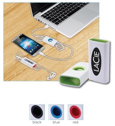 Cord Caddy for Cell Phones and Other Mobile Devices